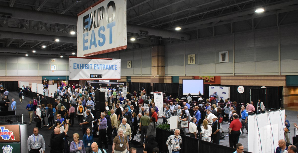 PPAI Media Exhibits Open At Expo East As Education Initiatives - Atlantic city convention center car show