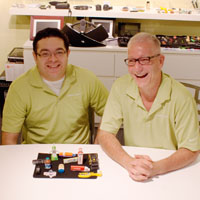 Five Minutes With Robert De Veau and Louis Hernandez of Hirsch Gift, Inc.