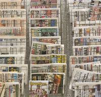 Extra! Extra! Read All About Selling Against Print Media