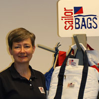 Five Minutes With Anne Zimmer, President Of Victor, New York-based SailorBags
