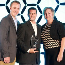 AIA Awards Supplier Achievement At Sales Summit