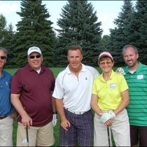 Showdown Displays Helps Common Hope Raise Money At Golf Classic