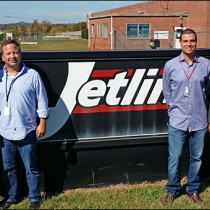 Bellantone, Jenkins Visit Jetline During East Coast Road Trip
