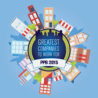 The 2015 Greatest Companies To Work For