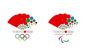 A proposed design for the Olympic and Paralympic Games logos,