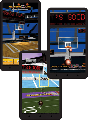AR Games web