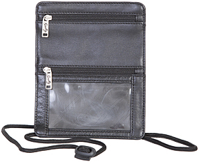 Scully ID holder web