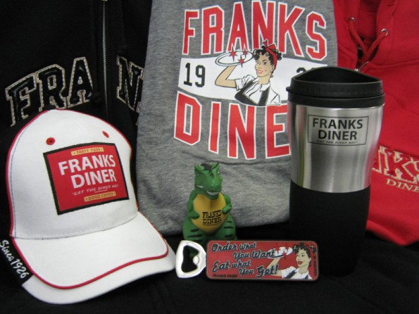 Franks group products web
