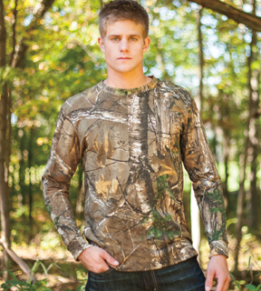 Long Sleeve Camo Tee web