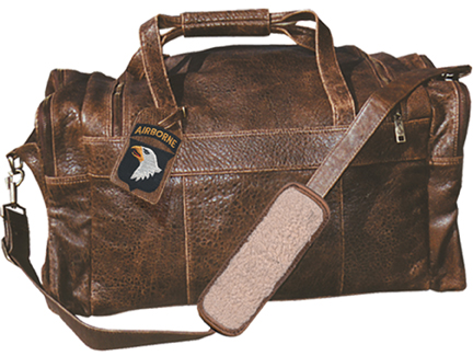 Scully Duffle web