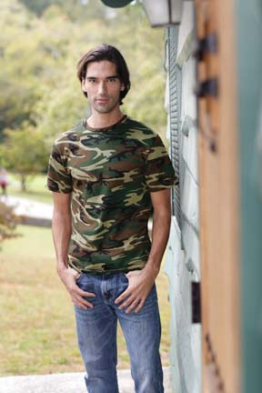 Short Sleeve Camo Tee web