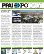 Expo Daily Cover Monday