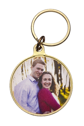 Osborne photo keytag