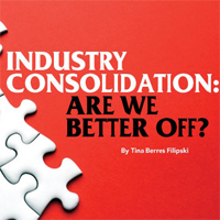 Industry Consolidation: Are We Better Off?