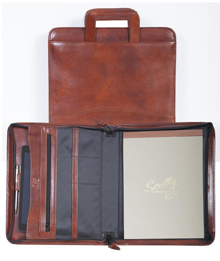 scully tablet organizer web