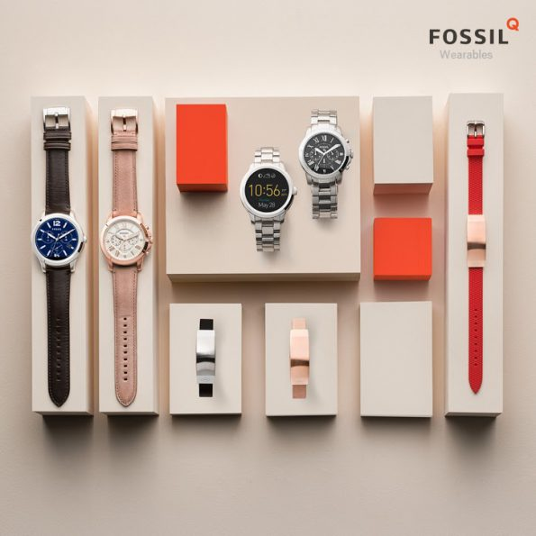 Fossil Q Family