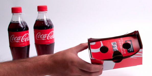 coca-cola-vr-viewer web