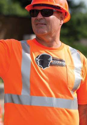 Safety t-shirt web