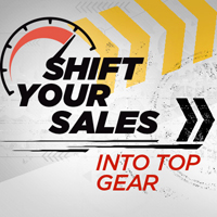 Shift Your Sales Into Top Gear