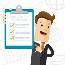 What's Your Company's Compliance Report Card?