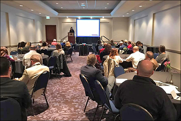 PPAI Public Affairs Director Anne Stone session at GAPPP University updated her audience on the latest developments regarding California's Prop 65.