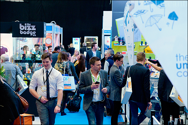 The 11th Promotional Products Expo in Coventry, UK, drew more than 2,000 distributor attendees.